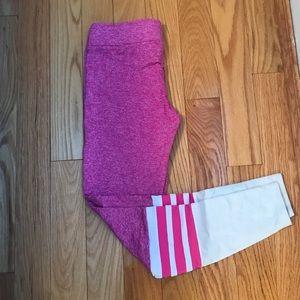 Bombshell Knee-High Pink Tights
